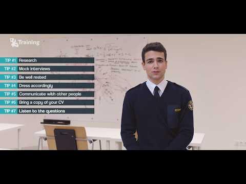 Cadet Pilot Interview Tips from a Student Pilot - BAA Training