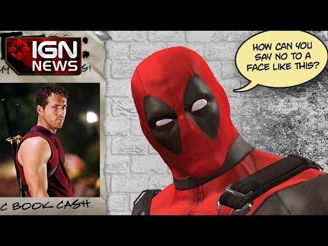 Deadpool Movie has Been Confirmed - IGN News