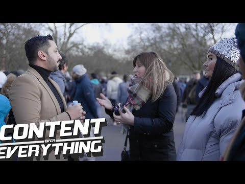 Tommy Fans & Saracen On Issues They Have With Islam | Speakers Corner 2020