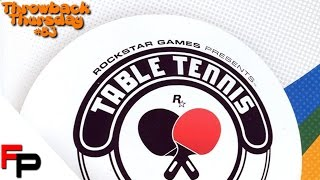 Rockstar Table Tennis - Xbox 360 - Throwback Thursday Ep. 83
