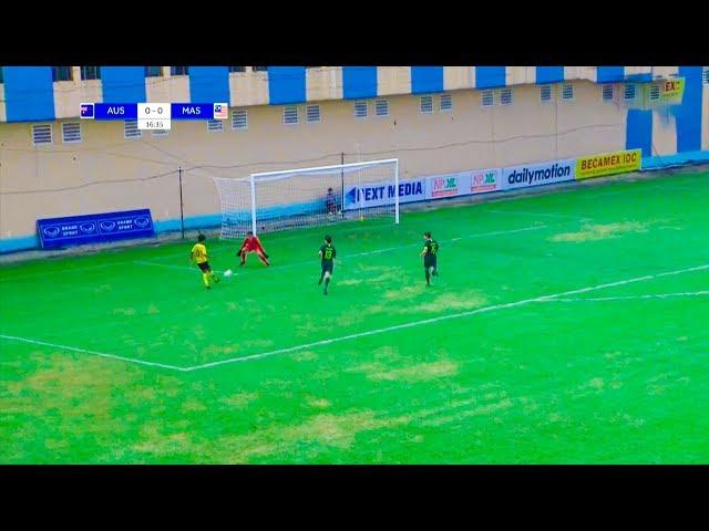 Malaysia 3 - 0 Australia | AFF U18 CHAMPIONSHIP 2019 FULL HD | GROUP B | 13/08/2019