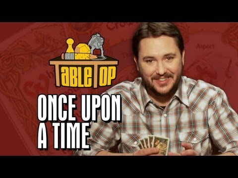 "Once Upon a Time: Wil Wheaton, Amy Berg, Mike Phirman, and Chris ""Doc"" Wyatt on TableTop SE2E03"