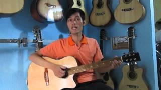 Đàn Guitar Acoustic Giá Rẻ - ĐỆM HÁT chuẩn cho người tập và người đã biết chơi | Guitar Isaac