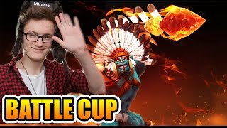Miracle- Dota 2 - The Last Battle Cup