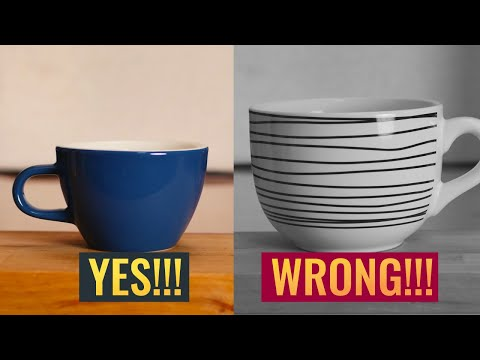 You're Using The Wrong Coffee Cups!