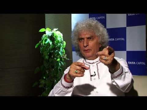 Interview with Pandit Shivkumar Sharma - Tata Capital Moments