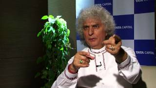 Interview with Pandit Shivkumar Sharma - Tata Capital Moments