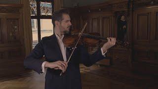 Bach - Toccata and Fugue in D Minor - Solo Viola