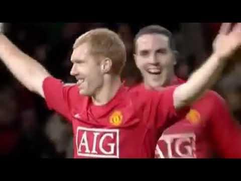 Paul Scholes Top 30 Legendary Goals for Man Utd