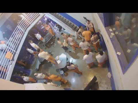 Cheatham County Jail Breaks Out In Prisoner Fight