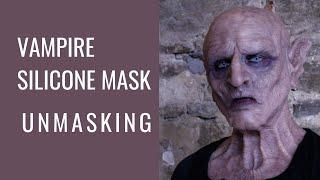 Maschera in Silicone Vampiro - Silicon Vampire Mask