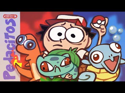 Recapitulación en Pedacitos - Pokémon Red & Blue