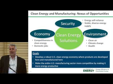 Smart Factories and Energy  |  Silicon Valley Energy Summit – June 3, 2016