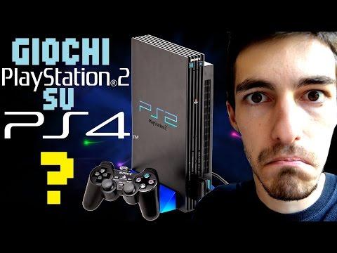 Giochi PS2 Su PS4? ● Perché Sony Ci Prende In Giro