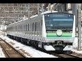 【ヘッドマーク付き】 横浜線E233系6000番台 相原駅停車2