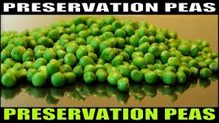 How to store Green Peas | Homemaking Frozen Peas