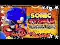Sonic Utopia (4K 60FPS) Labyrinth Zone & Secret Cave FAN GAME MANIA