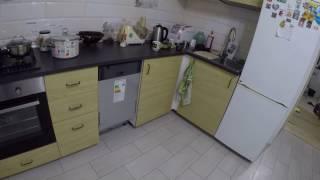 Результат моей работы!!! Ремонт кухни.