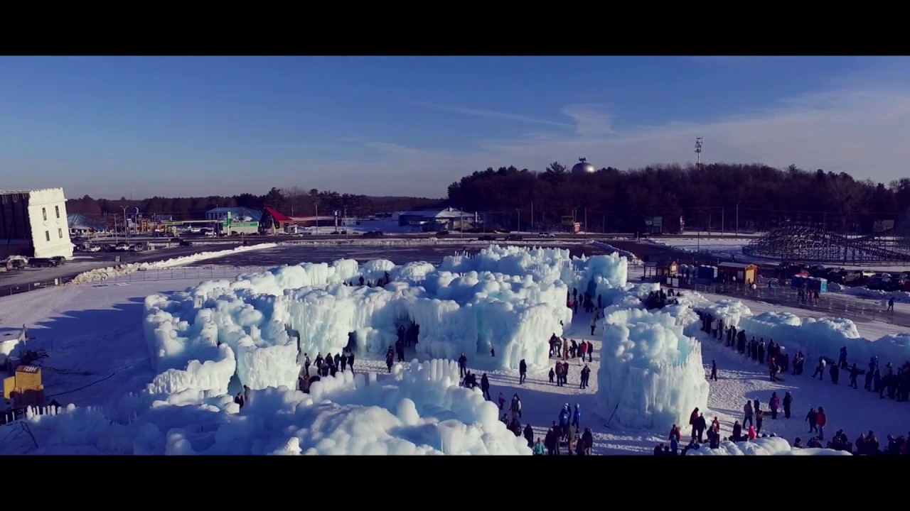 wi dells ice castle
