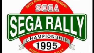 Sega Rally - 10 Conditioned Reflex (Desert)