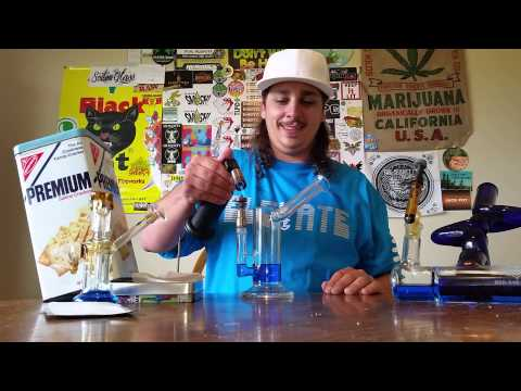 DAB REVIEW!!!! BLUEBERRY COOKIES!