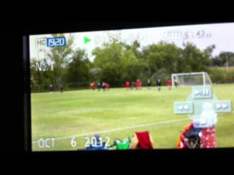 Miguel Velasquez - Free Kick vs Oklahoma Team