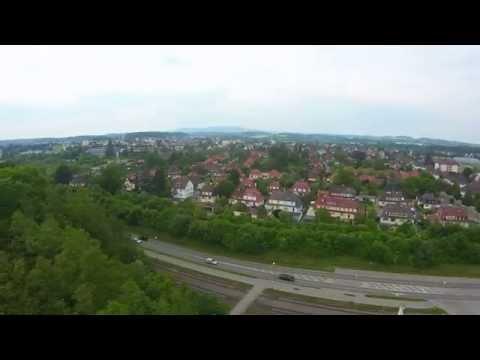flug-über-die-zf-arena-mit-blick-auf-riedlepark-und-bodenseecenter