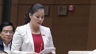 Quốc hội chất vấn Bộ trưởng Bộ Thông tin và Truyền thông