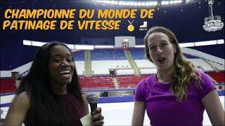 Olympics PyeonChang 2018 | Marianne St-Gelais en préparation | Renee XD