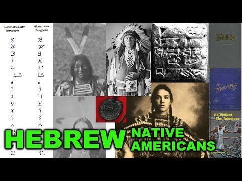 Native Americans With HEBREW Ancestry | Book Of Mormon Evidence Pt.7