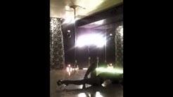 Freestyle Pole Performance by Kristin or Monkey Sweet Child of Mine Peaceloveblonde