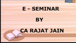 CA MOTIVATIONAL SEMINAR ON CA RESULTS BY CA RAJAT JAIN