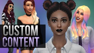 How to Download & Install Custom Content for The Sims 4! ❤