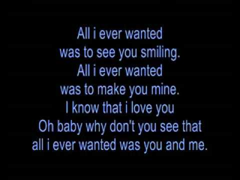 Songtext von Return - All He Ever Wanted Lyrics