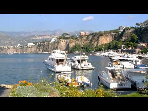 """""""Surrender"""" - Elvis Presley - (Torna a Surriento ) - With images of Sorrento - Naples - Italy"""
