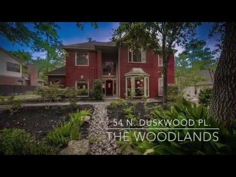 Homes for Sale - 54 N. Duskwood Pl , The Woodlands TX 77381