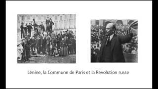 Lénine, la Commune de Paris et la Révolution russe