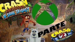 Crash Bandicoot N Sane Trilogy Xbox One #7 | Crash Bandicoot 2 | Nuevo Warp room
