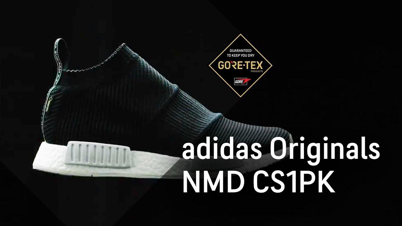 ad74c5b77ba12 Form meets function  adidas Originals NMD CS1PK featuring GORE-TEX  technology