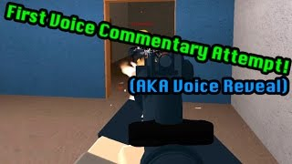 Roblox Phantom Forces - First Voice Commentary Attempt!