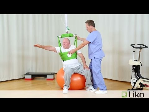 Hill-Rom | Liko® Lifts & Slings | Rehab/Mobilization Using Safe Patient Handling Equipment