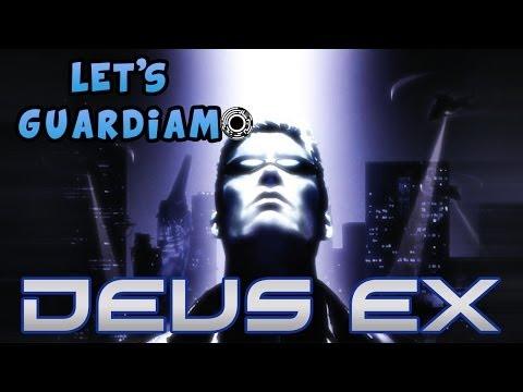 Let's Guardiamo: Deus Ex ITA - UNA PERLA DEL PASSATO!