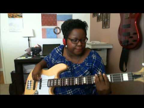 "DaBassLady Covers ""Jamaica Funk (Funkin' For Jamaica)"" Tom Browne"