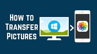 How to Transfer Pictures from PC to iOS Video