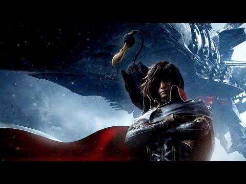 """Space Pirate Captain Harlock"" Trailer (English Subbed) from YouTube · Duration:  1 minutes 4 seconds"