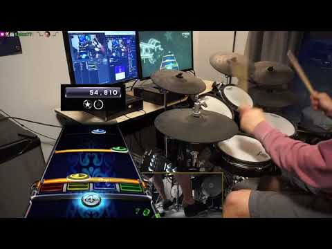 Fast Worms + Cubensis by Intronaut - Pro Drum FCs