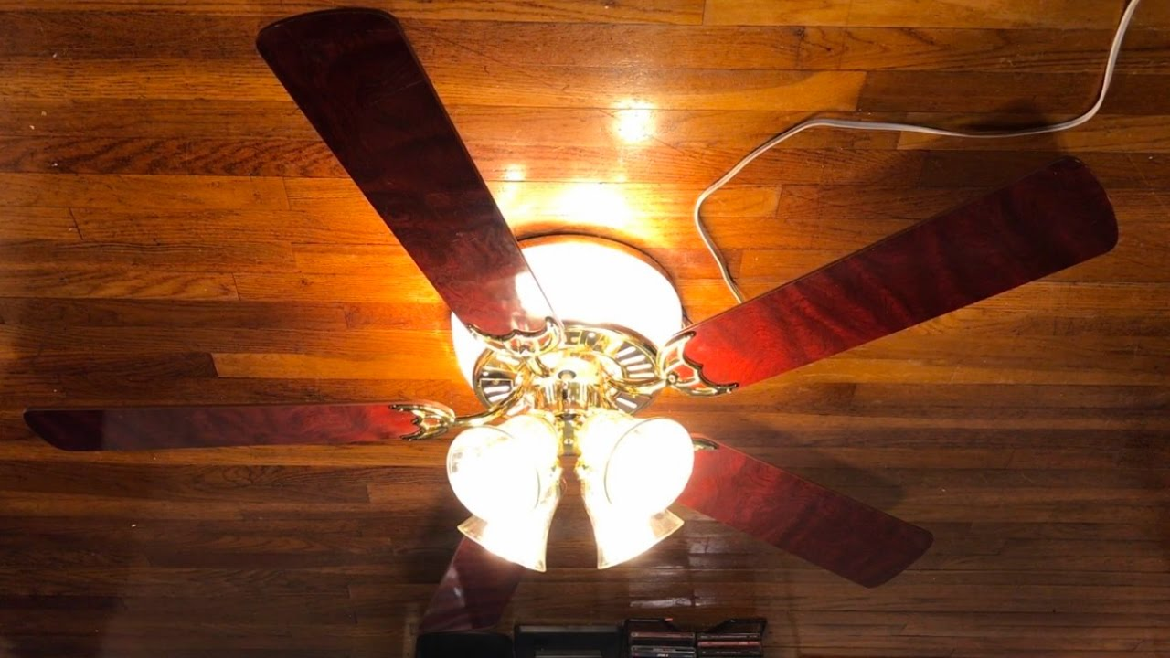 lighted bronze indoor fan with oil ceilings color rubbed reversible itm bay ceiling in hampton orb lights fans blades