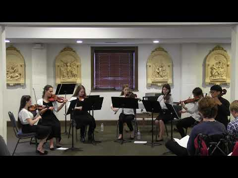 Come, Thou Long Expected Jesus | Winter Orchestra Concert