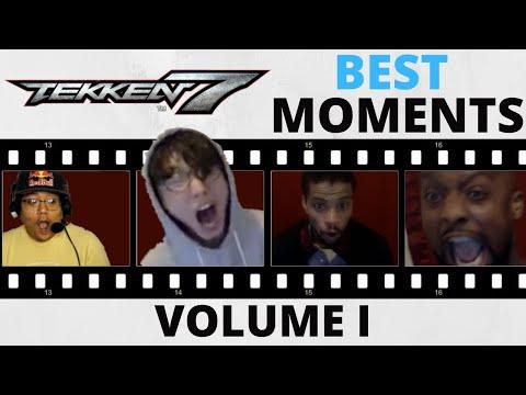 TEKKEN 7 Funniest Moments