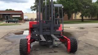 Moffett M80 Forklift
